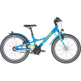 s'cool XXlite alloy 20 3-S Kids blue/petrol
